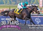 30 in 30: Zenyatta Was Poetry in Motion