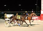 Wagering on U.S. Harness Races Down 6.6%