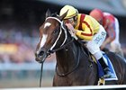 Rachel Alexandra's name can now be mentioned among the greats with her historic Woodward victory.