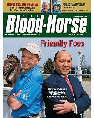 The Blood-Horse: 04/26/2008 issue