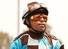 Martin Garcia will ride 5-2 morning-line favorite Game On Dude in the Pacific Classic.