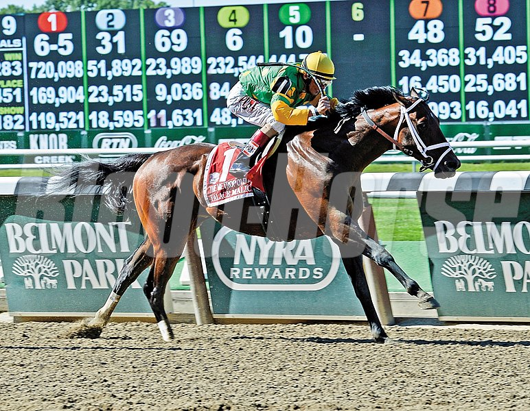 Coming in at #7 was the 2014 Metropolitan Handicap (gr. IT) aka Met Mile at Belmont Park.