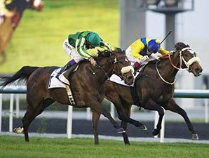 First City Scores Upset in Cape Verde Stakes
