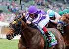 Hootenanny captures the 2014 Breeders' Cup Juvenile Turf
