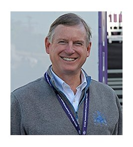 Breeders' Cup chairman Bill Farish