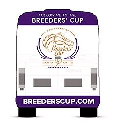 Breeders' Cup to Sponsor ABR Bus