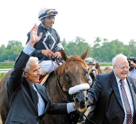 Commentator wins the 2008 Whitney.