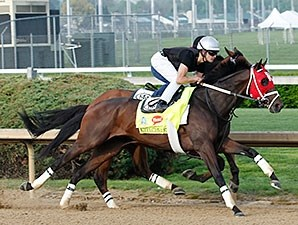 International Star - Churchill Downs, April 18, 2015.