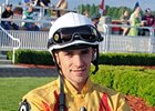 Jockey David Mello