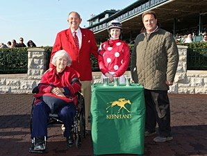 Keeneland Sets Records in Attendance, Handle