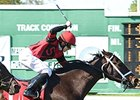 Chocolate Ride won the grade II Mervin H. Muniz Jr. Memorial Stakes in 2015