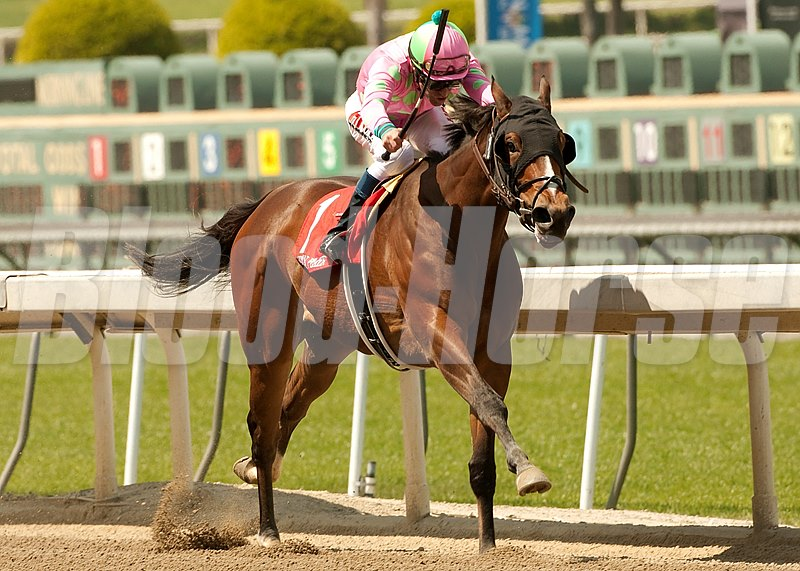 Fashion Plate, staked to an early lead by jockey Gary Stevens, repulsed a bid from 6-5 favorite Ria Antonia to record her second grade I victory in a row in the $400,000 Santa Anita Oaks at Santa Anita Park.