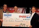John O'Neil of Huntington Station, N.Y. won the National Handicapping Championship.