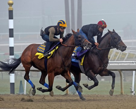 Caption:  New Years Day inside works with Dan's Legacy