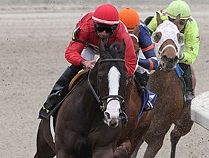 Bet Seattle wins the 2015 Duncan F. Kenner Stakes.