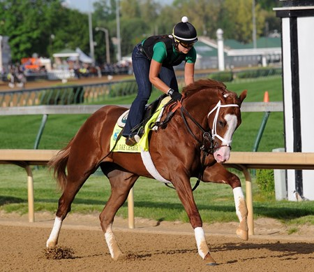 Will Take Charge, Thursday morning...