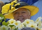 What's a Preakness without the perfect hat?