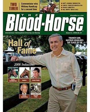 The Blood-Horse: 08/02/2008 issue