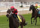 Chocolate Ride Wire-to-Wire in FG Handicap