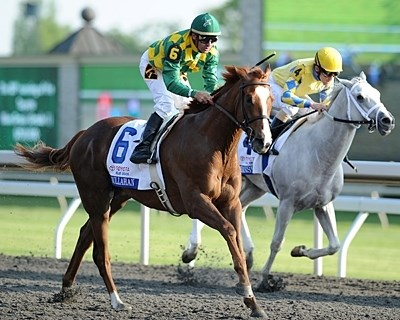 In the stretch, Dullahan hits his stride.