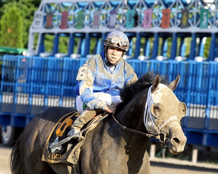 Incognito and Irad Ortiz Jr. return after finishing fourth in the Belmont Stakes.
