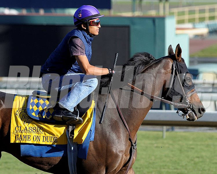 Caption: Game on Dude, Classic