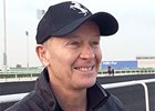 Dubai World Cup Interview - John Moore