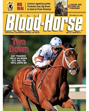 The Blood-Horse: 05/24/2008 issue