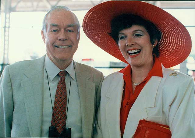 Aaron and Marie Jones 1986