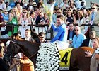 "Summer Bird is the most recent Belmont Stakes winner sired by a Belmont stakes winner.<br><a target=""blank"" href=""http://photos.bloodhorse.com/Classics/Classic-Photos/22651042_hrMBZZ#!i=2555098366&k=qrwnzXR"">Order This Photo</a>"