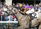Kobe's Back won his only start at Keeneland in April, when he closed from last to claim the Commonwealth Stakes.