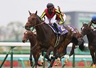 Duramente wins the Satsuki Sho  (Jpn-I, Japanese Two Thousand Guineas).