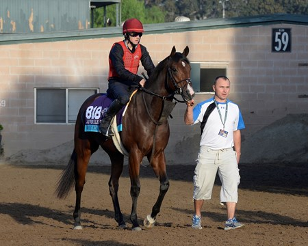Caption:  War Envoy