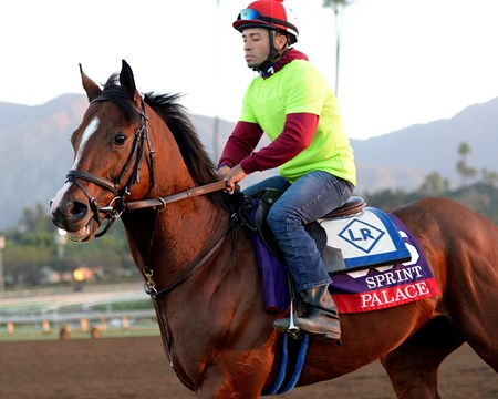 Caption:  Palace