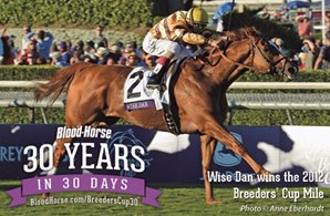 30 Years in 30 Days: Wise Dan's Mile, 2012