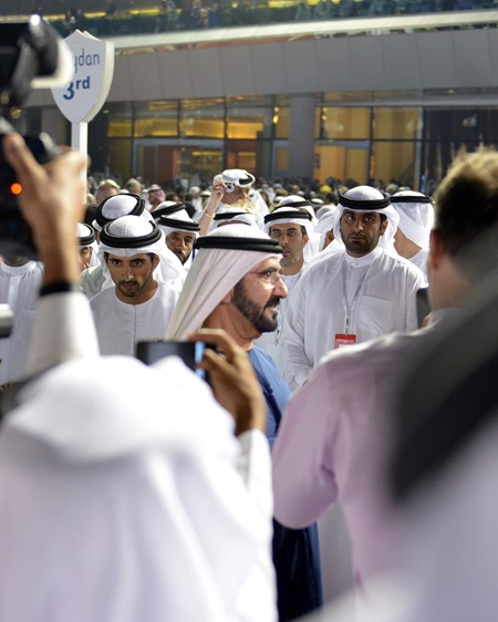 Sheikh Mohammed, Meydan, March 30th, 2013, Dubai World Cup Day