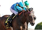 Miss Ella won the Adena Springs Beaumont Stakes (gr. II) at Keeneland April 12.