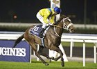 Mahbooba won the Al Rashidiya Trial on January 5 at Meydan.