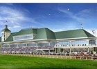 Rockingham Park Clubhouse Render