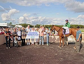 Jockey De La Cruz Registers 1,000th Victory