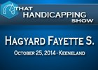 That Handicapping Show: Hagyard Fayette S.