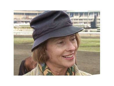 Gai Waterhouse, trainer for Pierro