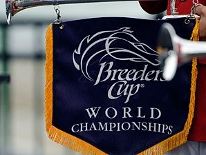 TV Ratings for Breeders' Cup Classic Dive