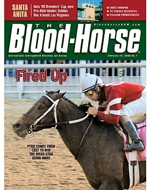The Blood-Horse: 02/16/2008 issue