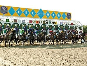 Del Mar to Run 43 Stakes Worth $7.8 Million