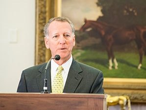 Keeneland, Gallery Form Sporting Art Auction
