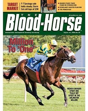The Blood-Horse: 08/16/2008 issue