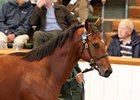 Lot 354 sold for 850,000 guineas on October 10.