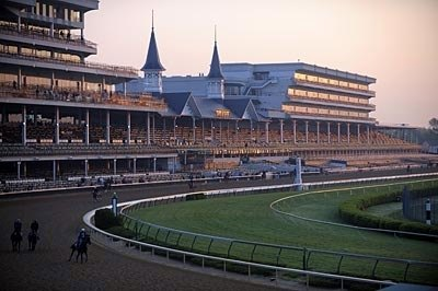 Once again attention has turned to Churchill Downs as the racing world prepares for the 134th Kentucky Derby.