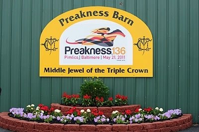 Fourteen will do battle in Preakness 136.